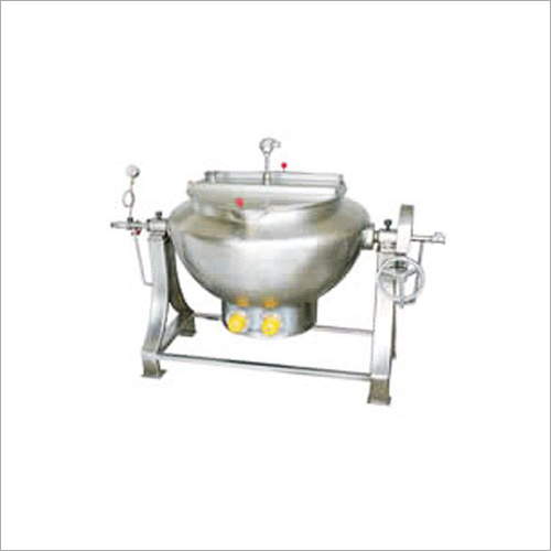 SS Starch Paste Kettle