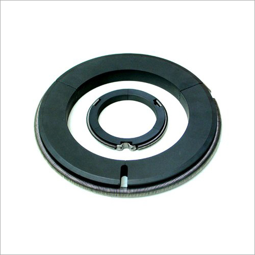 Carbon Round Gland Ring