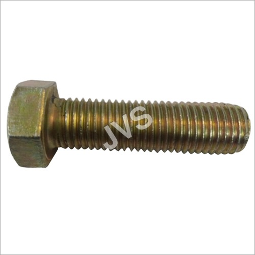 Hex Head Full Thread Bolt