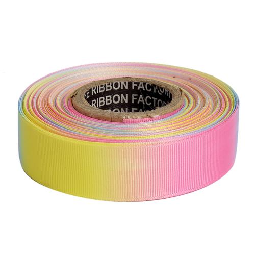 GG Ombre - Dark Pink, Blue, Lemon Yellow