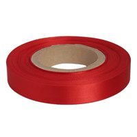 Double Satin NR - Crimson Red