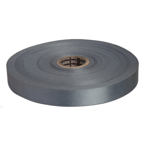 Double Satin NR - Lead Grey