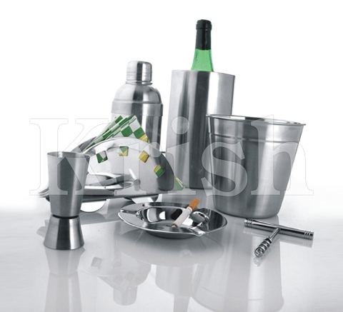 Orestra Bar Set - 7 Pcs