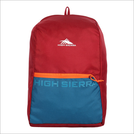HIGH SIERRA BY AMERICAN TOURISTER ZAPP 02 RED