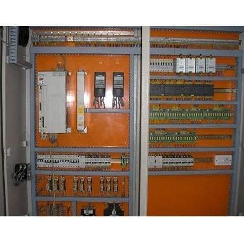 Electrical Servo Motor Control Panel