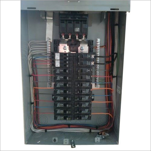 Three Phase Vacuum Circuit Breaker Panel