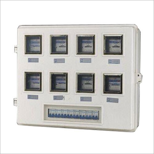 Electric Meter Panel Board