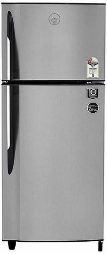 Godrej 236 L 2 Star (2019) Frost-Free Double-Door Refrigerator (R F GF 2362 PTH SLK STL, Sleek Steel)