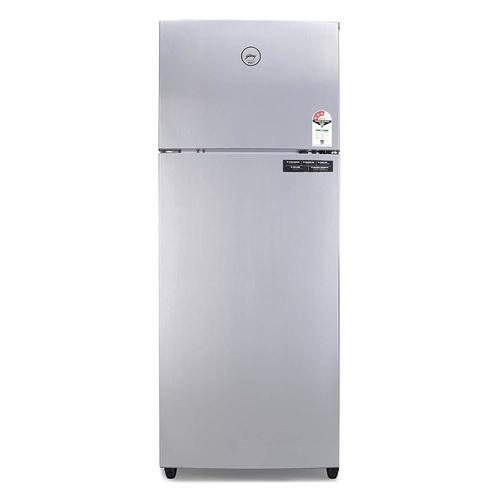 Godrej 261 L 3 Star (2019) Frost-Free Double-door Refrigerator (RT EON VALOR 261P 3.4 STL RSH, Steel Rush, Inverter Compressor)