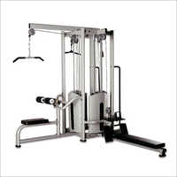 4 Station Multi Gym Trainer