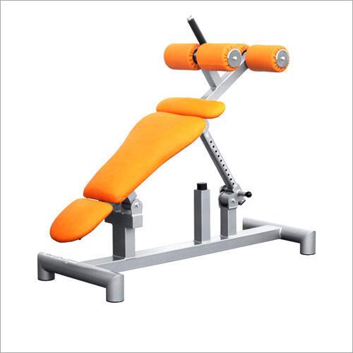 Abdominal Bench Application: Gain Strength
