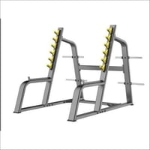 Gym Squat Rack