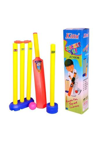 Plastic Cricket set Junior