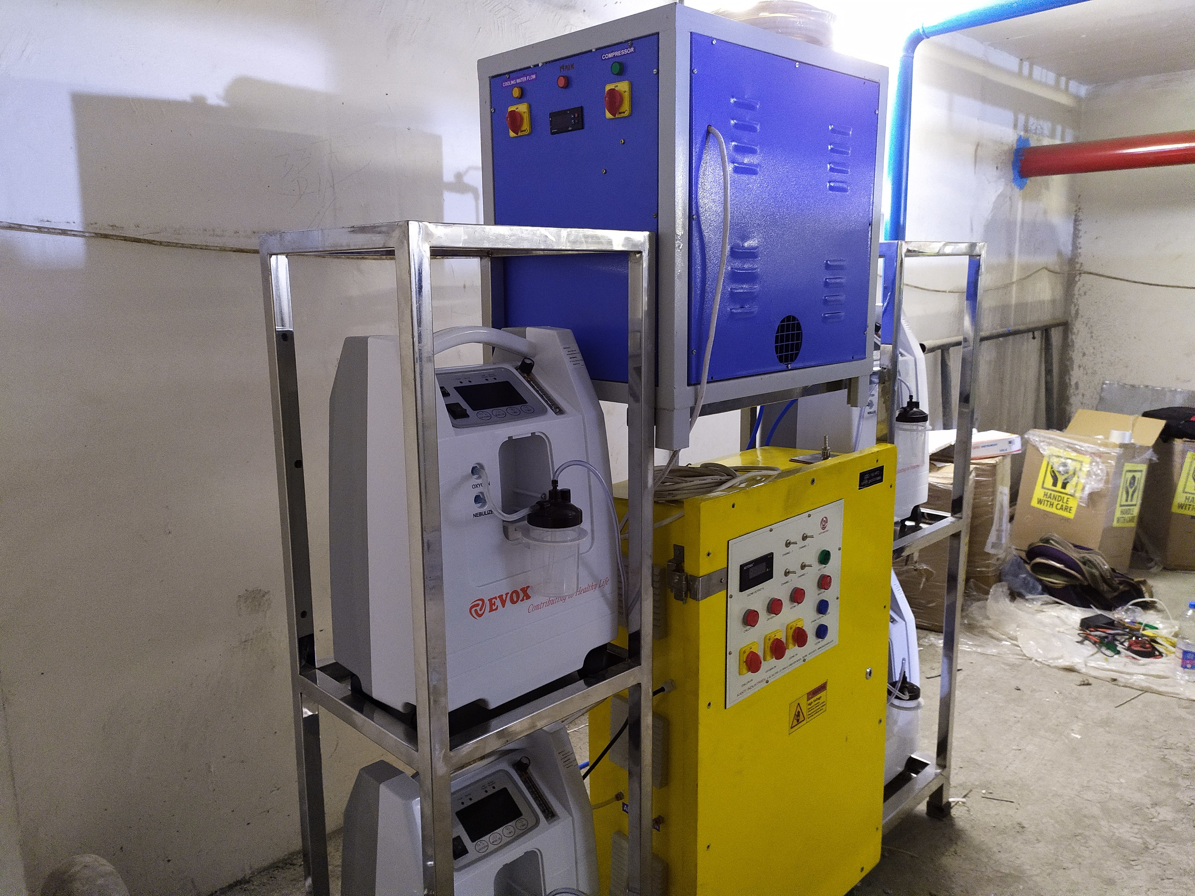 200 gm/hr臭氧发电器