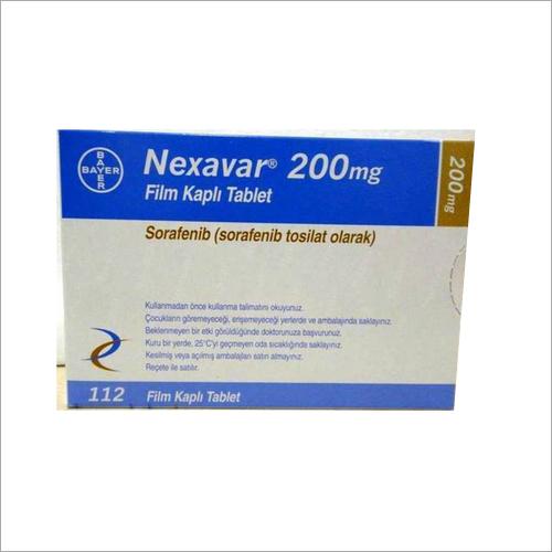 Nexavar 200 Mg Sorafenib Tab