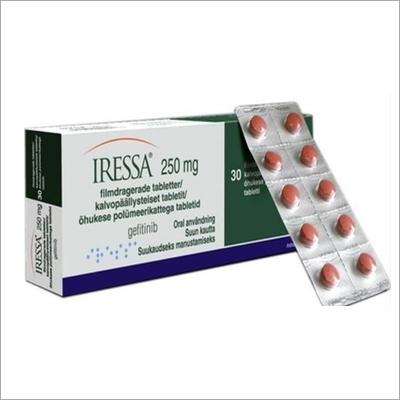 Iressa 250 Mg - Gefitinib Tab