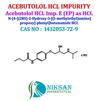 PHARMACEUTICAL IMPURITY