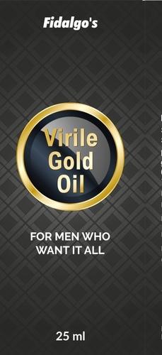 Virile Gold Oil