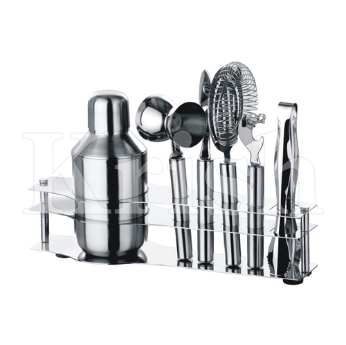 All in one Bar Tool Set - 6 Pcs