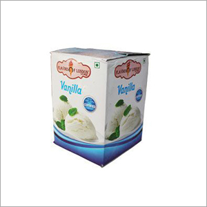 4 Litre Ice Cream Pack