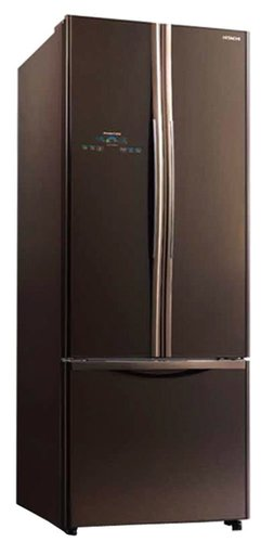Hitachi 510 L Frost Free Multi-Door Refrigerator(R-WB550PND2-(GBW), Brown, Inverter Compressor)