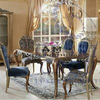 designer 5 seater dining table set