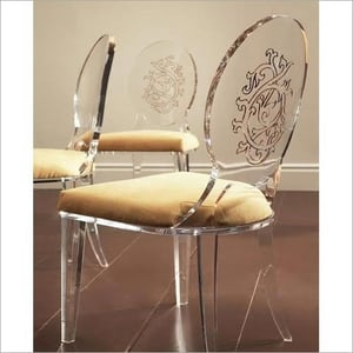 Fancy Acrylic Chair