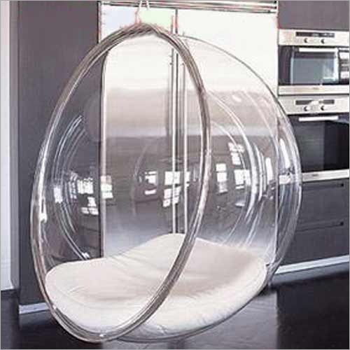 Acrylic Bubble Swing