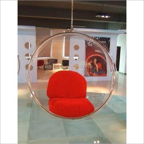 Indoor Clear Acrylic Swing