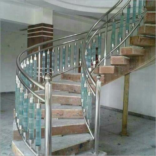 Acrylic Designer Stair Railing