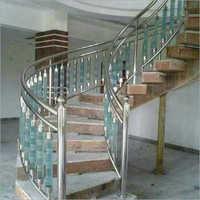 Acrylic Stair Railing