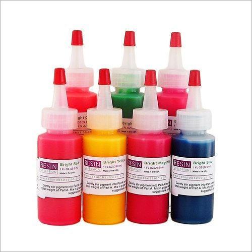 Pigment Resin