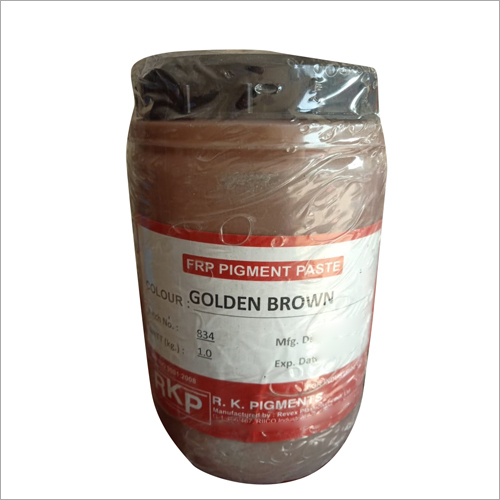 Golden Brown FRP Pigment Paste