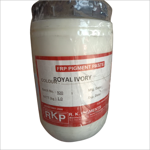 Royal Ivory FRP Pigment Paste