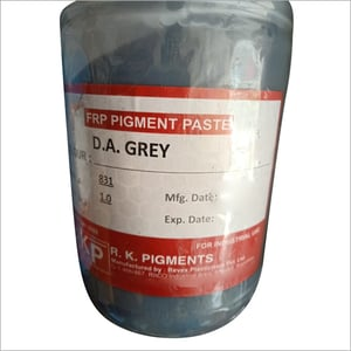 D A Grey FRP Pigment Paste