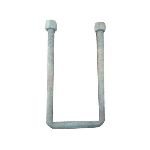 6 inch Mild Steel U Bolt