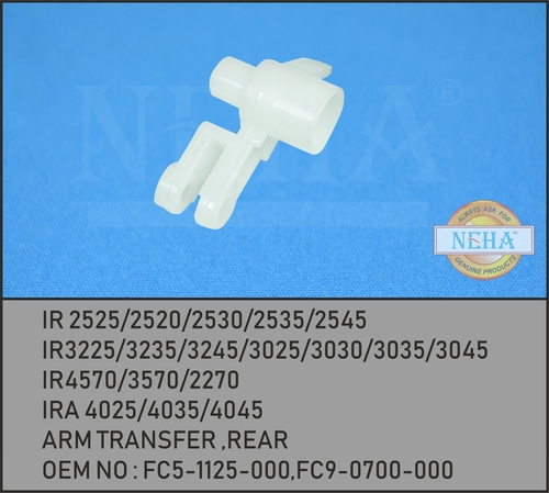 ARM TRANSFER REAR FC5-1125-000 FC9-0700-000