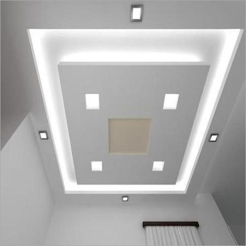 Gypsum Grid False Ceilinga