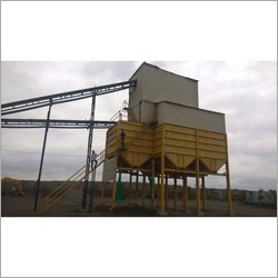 Industrial Storage Hopper Plant