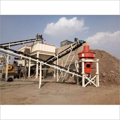Vertical Shaft Impactor Artificial Sand Plant