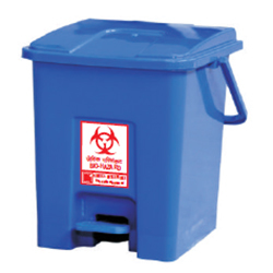 10ltr Foot Operated Dustbin