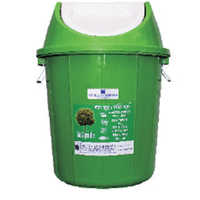 25ltr Plastic Pedal and Swing Dustbin