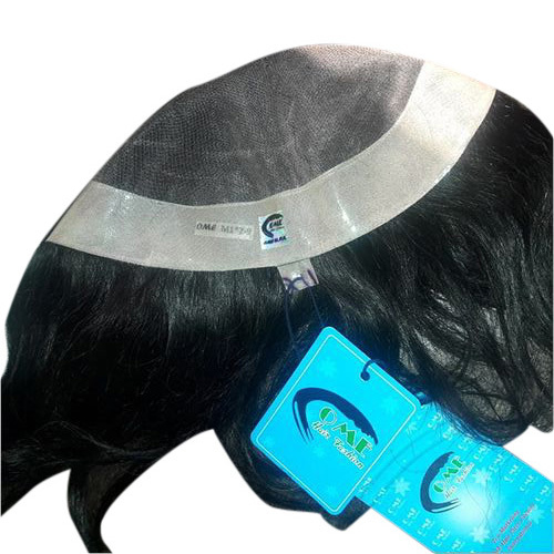 Human Hair Wig (Mono Filament)