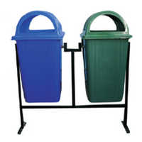 Stand Swing Plastic Dustbin