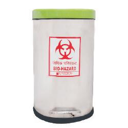 SS Medical Waste Bin