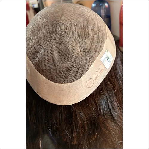 Human Hair Patch
