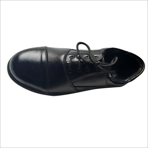 Police Leather Shoes