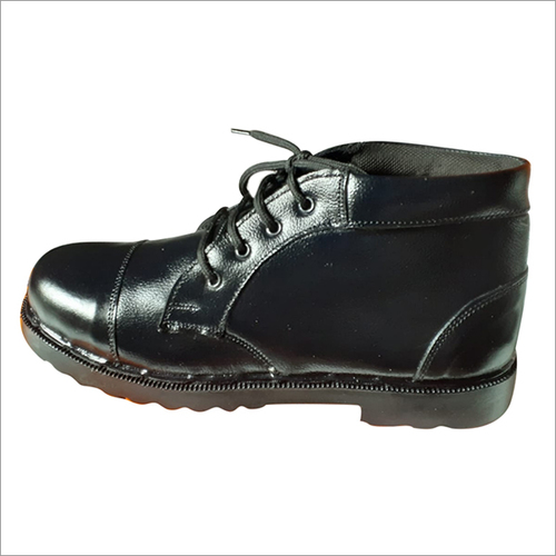 Jodhpuri Leather Boots