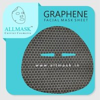 Graphene Black Facial Mask Sheet - 100% Original - ODM/OEM Customization