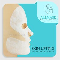 Skin Lifting Facial Mask Sheet - 100% Original - ODM/OEM Customization Available